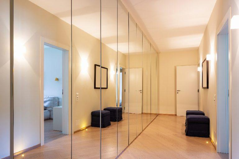 5 tipů jak se buduje vestavěná skříň