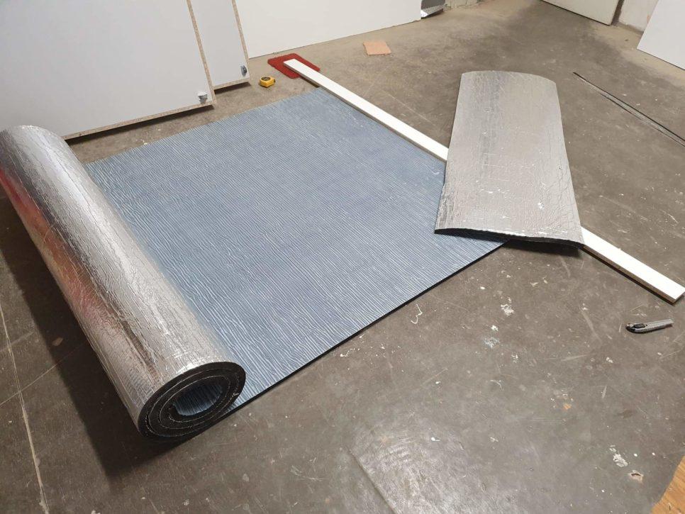 K-flex, izolační materiál